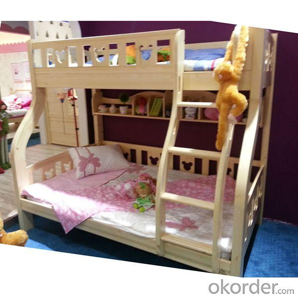 Comfortable Double Beds Kids Bedroom Furniture