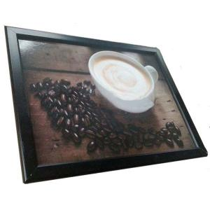 Breakfast Lap Tray With Cushion