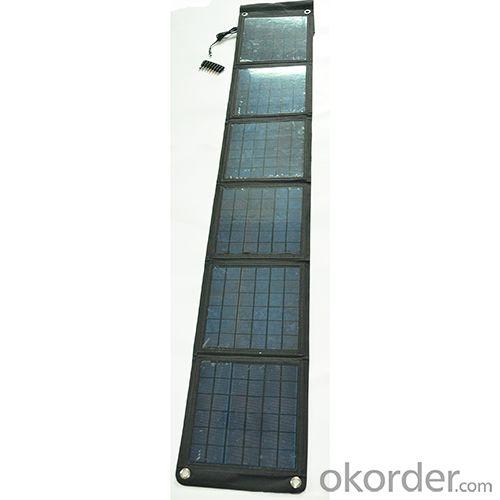China Manufacturer Camouflage Foldable Solar Charger 18w Solar Panel 5V 18V USB For SmartPhone Tablet PC Laptop