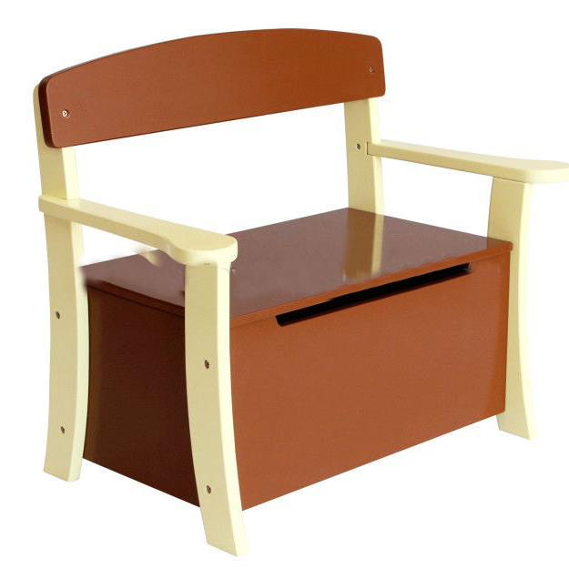 China Factory Wooden Children Chair With Toy box Cabinet, Children Chair Cute Cartoon Children Chair