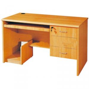 Melamine Faced Home Office Use Computer Table