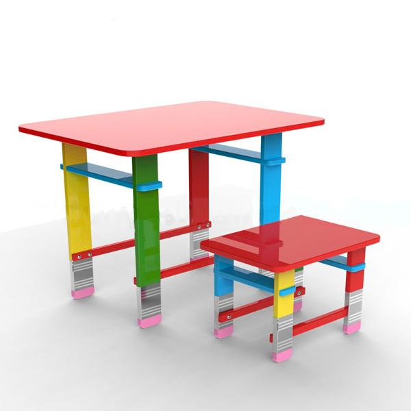 2014 Hot Sale Square Tables Furniture Sets