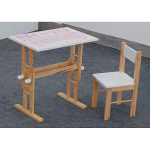 2014 Newest Wooden Children Study Desk/ Student Desk/ Children Study Table/ Children Writing Desk