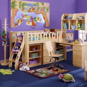 Latest Kids Bedroom Furniture Sets With Computer Desk