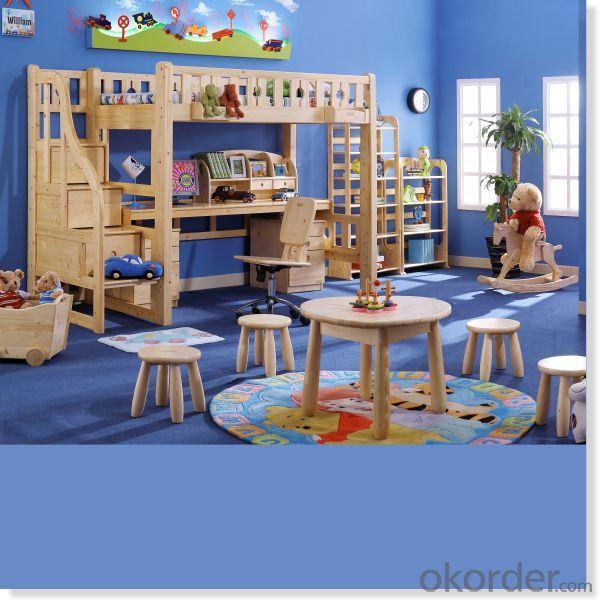 Wood Children Furniture Sets Kids Bedroom/ Studying Room Furniture