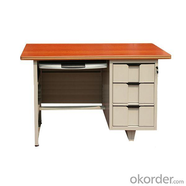 China Steel Office Furniture Computer Desk,Office Table Design