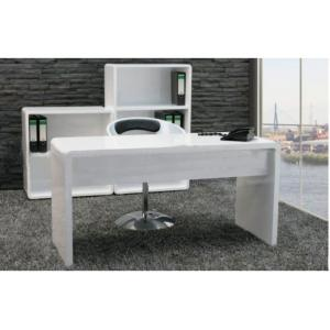 High Gloss Office Desk