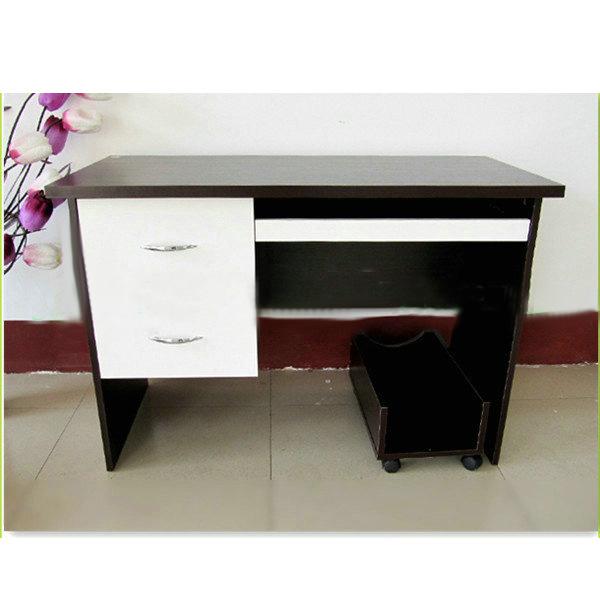 Melamine Chipboard Kd Design Wooden Computer Table Design