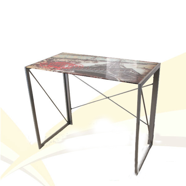 Glass Computer Desk New Design