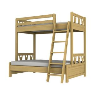High Quality Kids Bunk Bed With Stairs Set