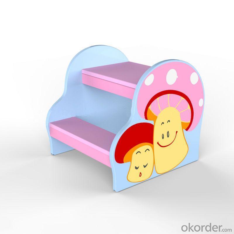Children Double-Deck Mushroom Chair