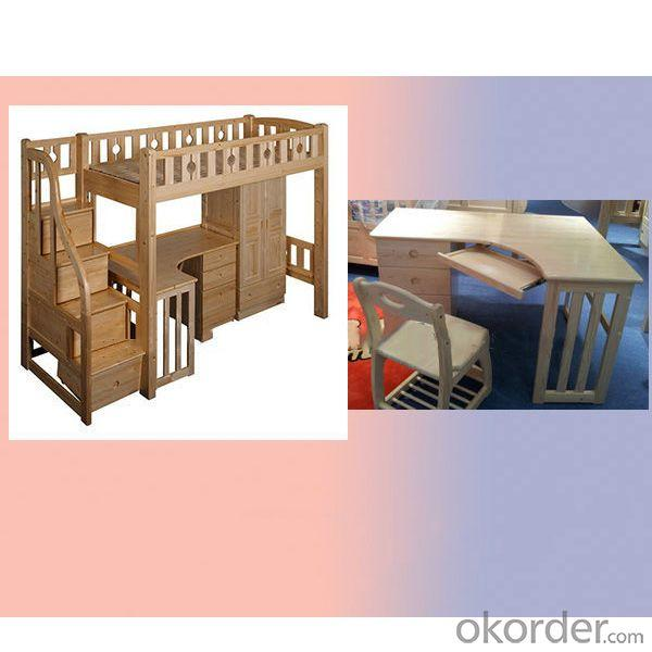 Comfortable Kids Bunk Bed With Drawer Steps Children Furniture Sets