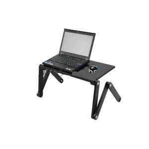 Folding Aluminium Alloy Computer Table