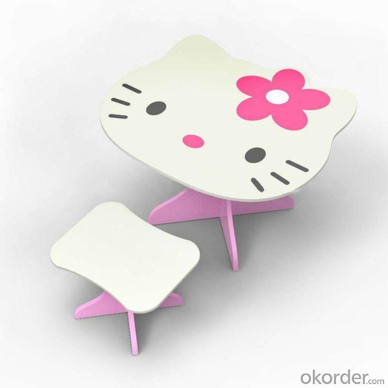 2014 Mdf Oem Hello Kitty Furniture