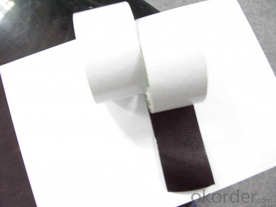 Double Sided Adhesive Tissue Tape with White Release Paper