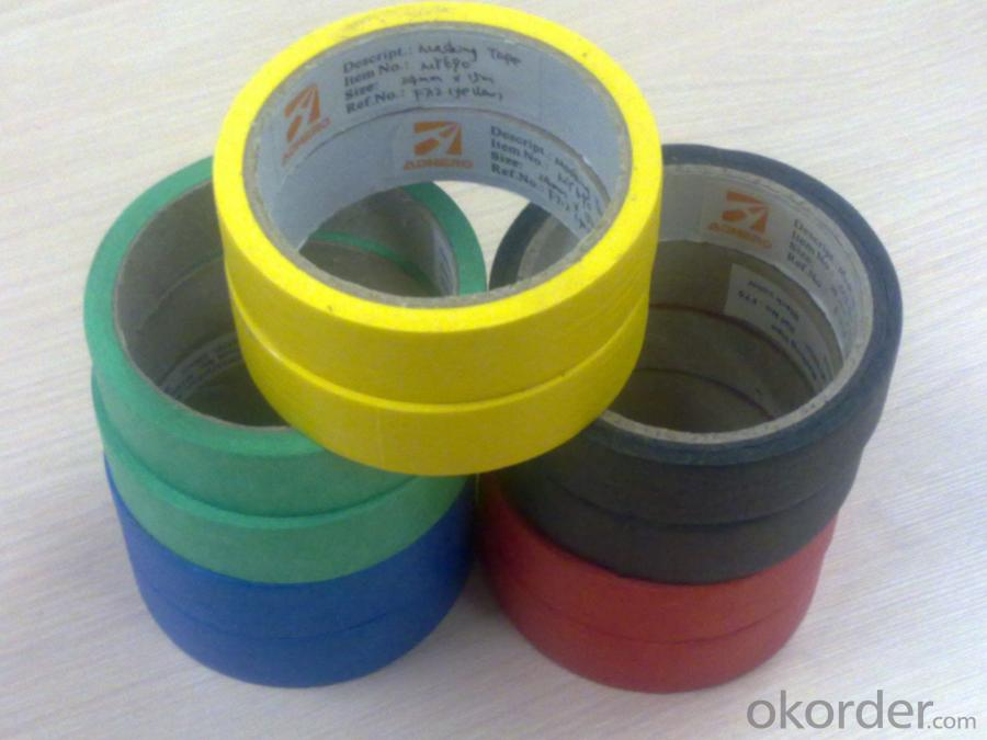 Fine Line Masking Tape in Blue Color