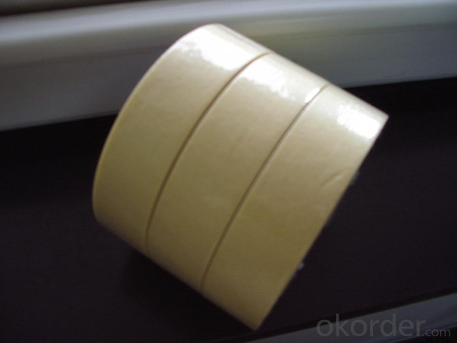 Natural Color Crepe Paper Masking Tape