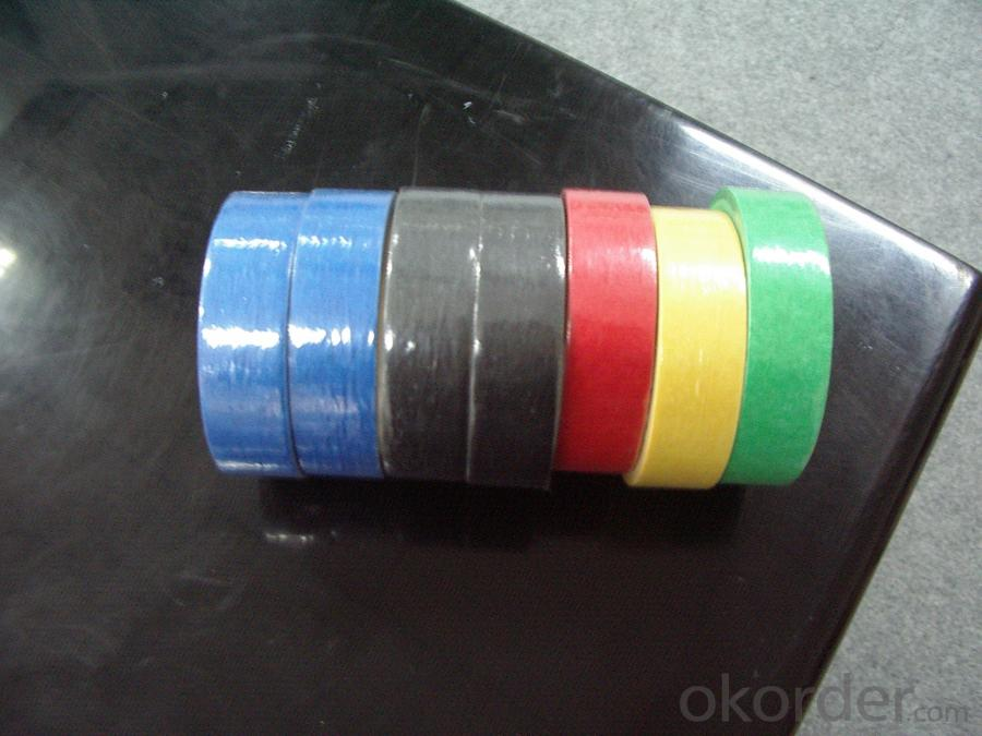 Cheap Masking Tape in Various Colors