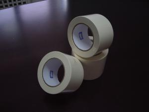 Yellow Color Masking Tape Jumbo Roll