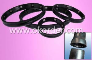 T-Type Rubber Gasket (NBR/EPDM)