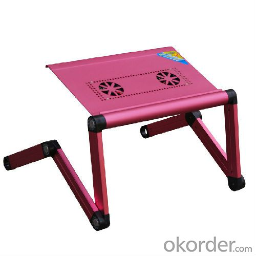 2014 New Modern Sofa Laptop Desk, Folding Laptop Table For Bed and Sofa, Children Study Table