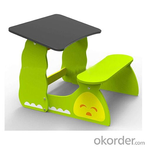 forest cartoon children table
