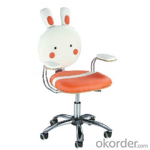 Rabbit Pattern Computer Chair