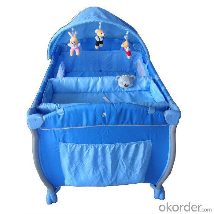 Baby Playpen With Mosquito Net