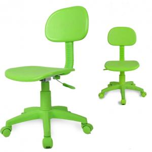 Kids' Swivel Study Chair with Customized Color Durable and Comfortable