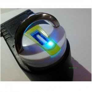 Car Charger for Smart Phones/PDA/E-Cigarette/Camera with Dual Port 5V