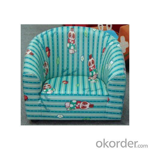 Kids' PVC Single Sofa Soft and Comfortable Multiple Pattern