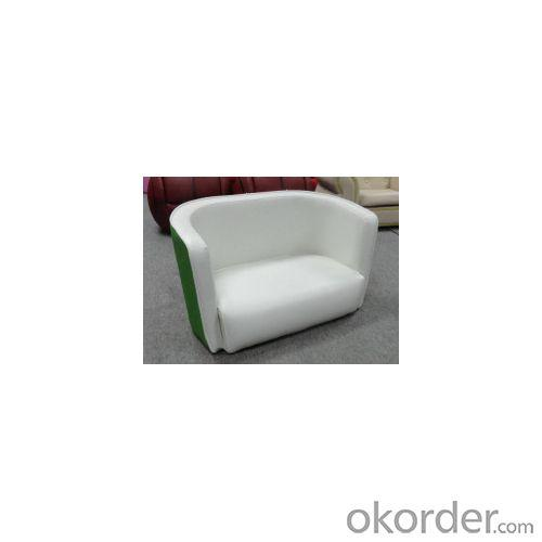 PVC Two Seats Children's Sofa Japanese Style Non-toxic Material