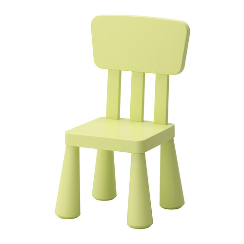 Light Children's Chair for Dinner with Multiple Pretty Color