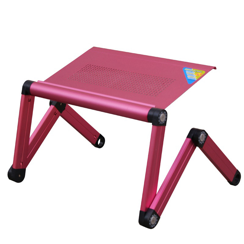 Hot Selling Folding Laptop Desk With Heat Emission Hole, Sofa Foldable Laptop Table, Kids Study Table