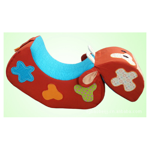 Duck Shape Children's Sofa with Enviromental Material Lovely Design