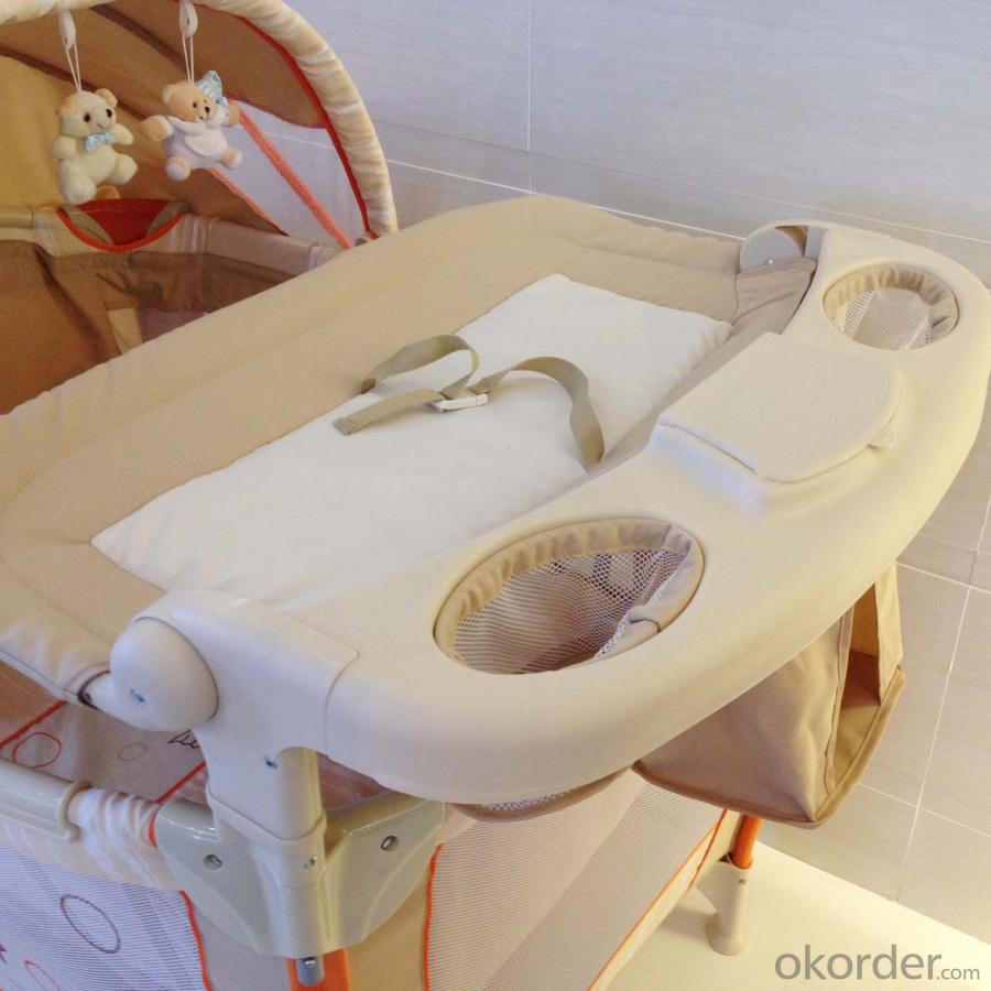 2014 Playpen With Color Tubes Pb-007 (Tp204) Yellow
