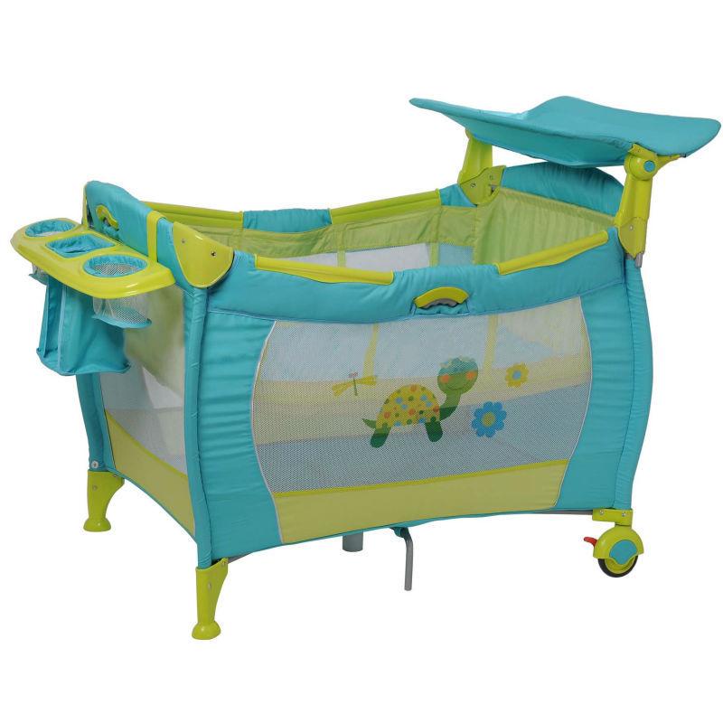 2014 Steel Baby Bed Pe-003(Tp804)