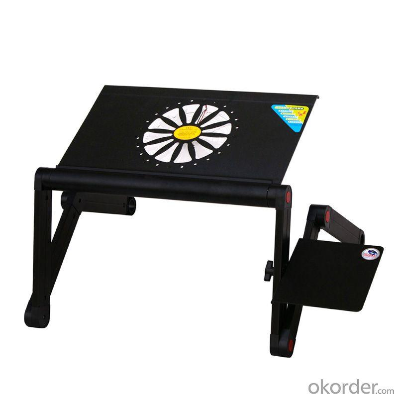 China Furniture Factory Height Adjustable Bed Table, Angle Adjustable Children Table, Laptop Folding Table