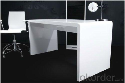 High Gloss Office Desk