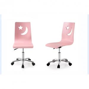 Kids' Computer Chair with Moon Star Pattern for Wholesale Only