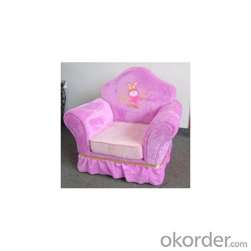 Single Sofa for Kids with High Density Flame Retardant Foam