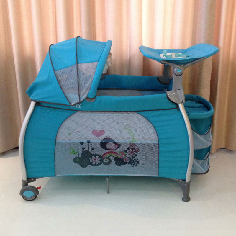 2014 Baby Playpen With Full Function Toy Bar Pa-011 (Tp304)