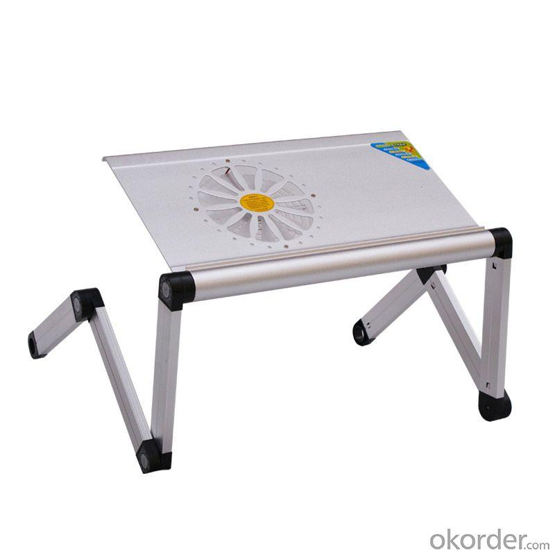 China Manufacture Foldable Bed Table Aluminum Angle Adjustable Laptop Table, Children Table For Playing Study