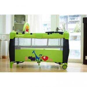 2 Wheels Baby Playpen