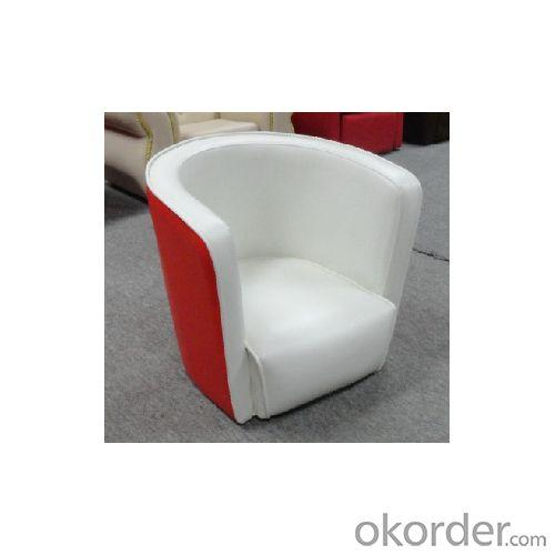 Comfortable Chilren's Sofa Eco-friendly PVC Material Bright Color