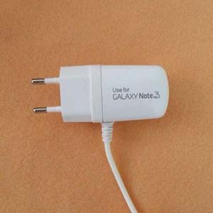 China Factory For Samsung Galaxy Note 3 III N7100 Wall Charger Adaptor 3-11v 1600mAh White Euro EU Plug