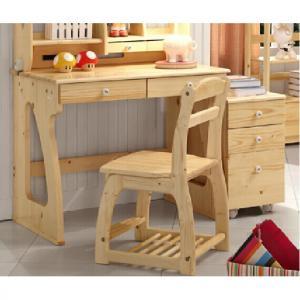 Kid's Wooden Chair for Preschool with Ergonomic Design