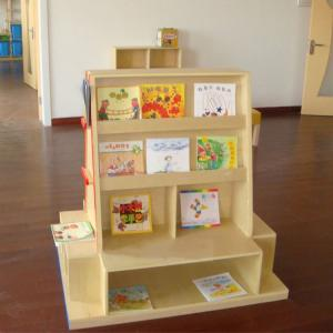 Multifunctional Children's Wooden Cabinet Used for Home and School