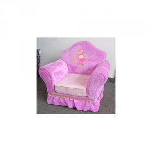 Children's Leisure Sofa with Quality Flannel Customized Size