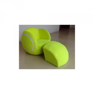 Basketball Shape Children's Sofa Eco-friendly Material Durable
